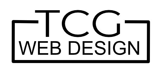 TCG Web Design Logo. TCG Web Design is a website design service located in Rockville, Maryland.
